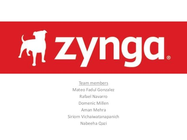 Zynga presentation-Corporate Strategy
