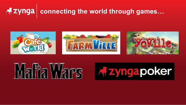 connecting the world through games…