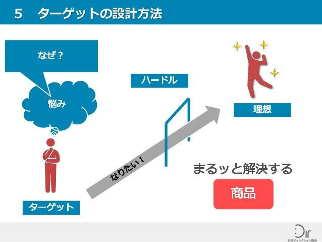 5 ターゲットの設計方法