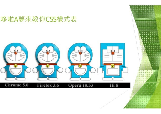 哆啦A夢來教你CSS樣式表哆啦A夢來教你CSS樣式表