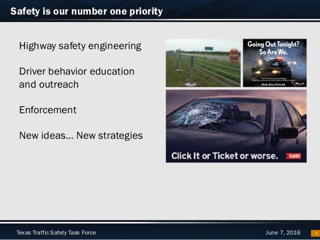 Texas Traffic Safety Task Force