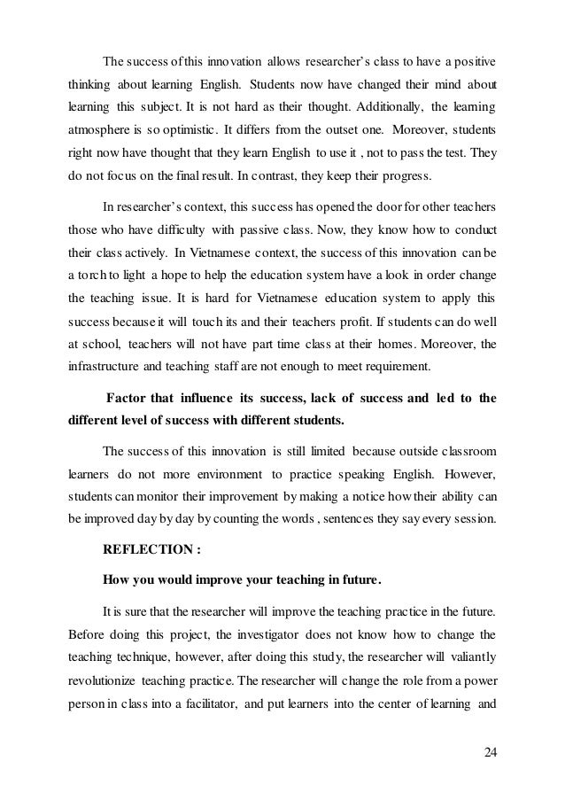 learning english in the vietnamese context As in most countries in the asia-pacific region, english language teaching (elt) was first implemented in vietnamese primary schools in the mid-1990s and primary school elt has become integral to foreign language education in this context (cd nguyen 2017 htm nguyen 2011.