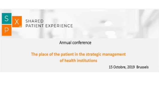 Shared Patient eXperience positioning