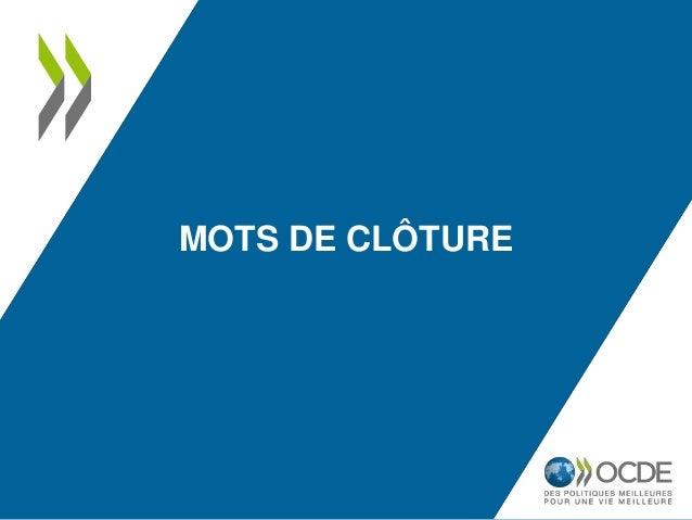 MOTS DE CLÔTURE