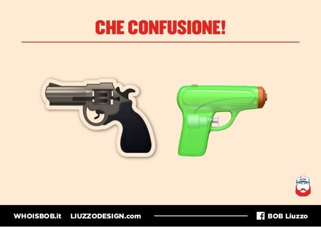WHOISBOB.it LIUZZODESIGN.com BOB Liuzzo CHE CONFUSIONE!