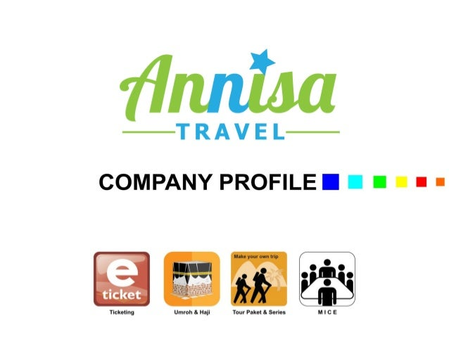 Company Profile Annisa Travel