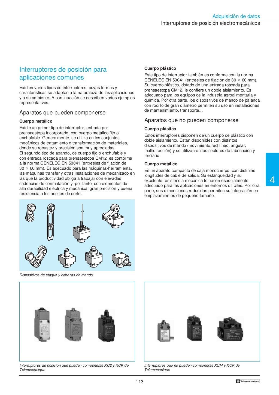 Manual electrotécnico -telesquemario telemecanique page 115