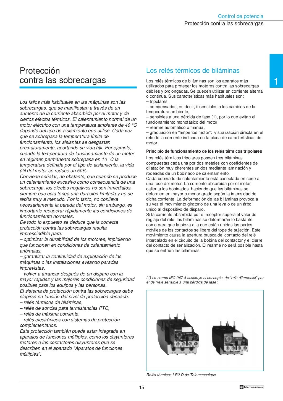 Manual electrotécnico -telesquemario telemecanique page 15