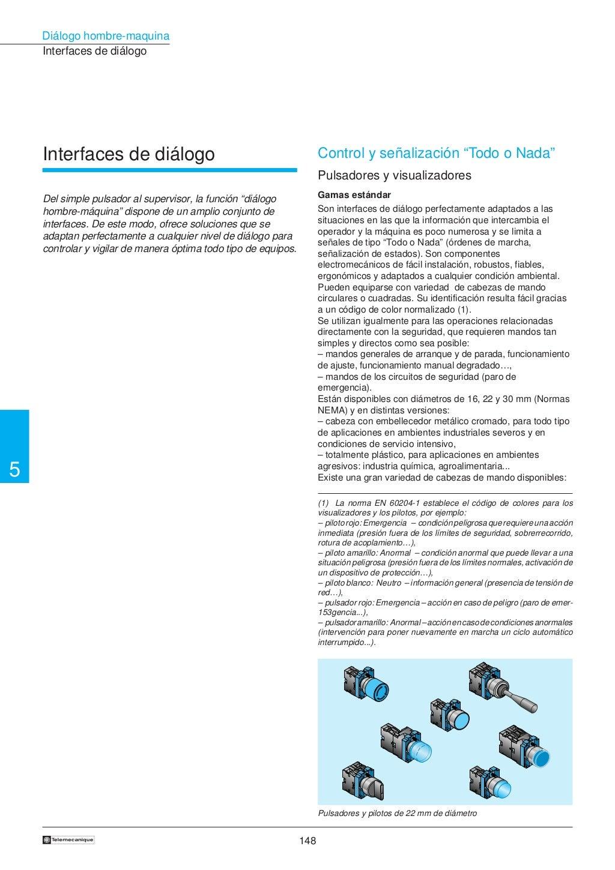Manual electrotécnico -telesquemario telemecanique page 150