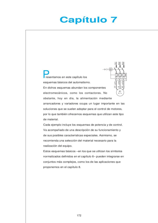 Manual electrotécnico -telesquemario telemecanique page 174