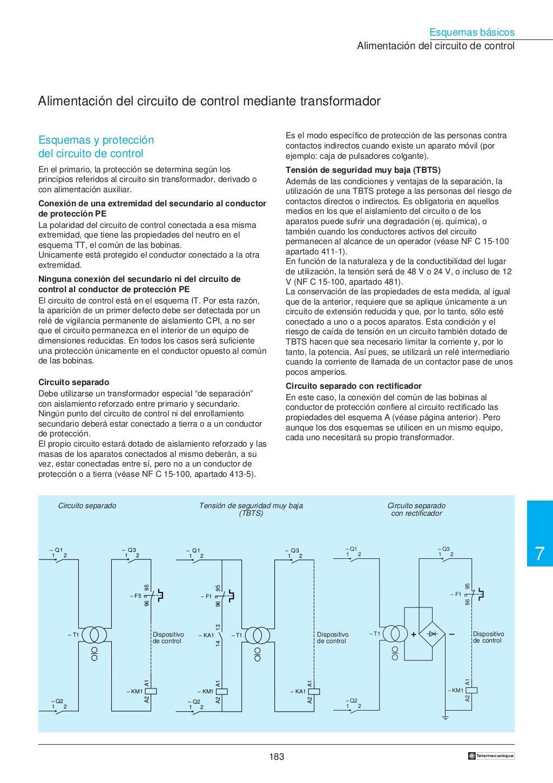 Manual electrotécnico -telesquemario telemecanique page 185