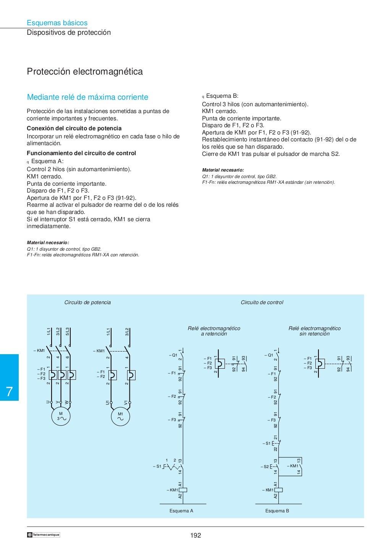 Manual electrotécnico -telesquemario telemecanique page 194