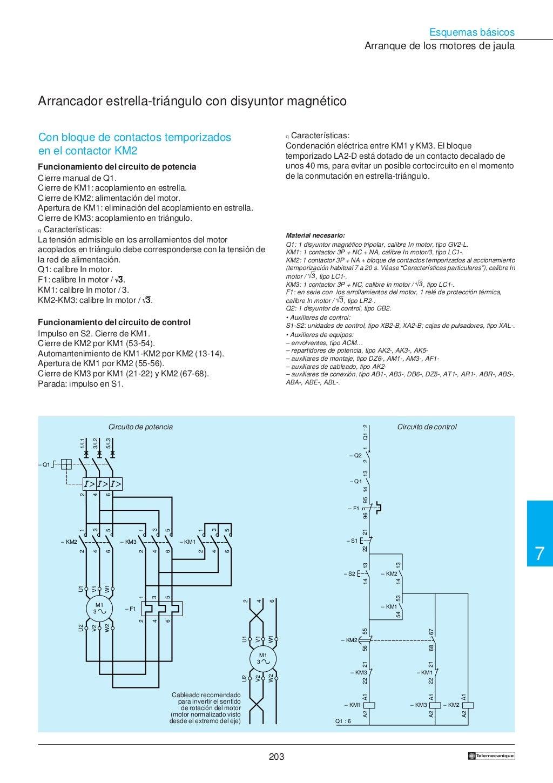 Manual electrotécnico -telesquemario telemecanique page 205