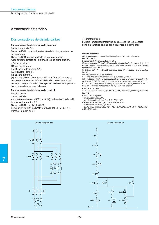 Manual electrotécnico -telesquemario telemecanique page 206