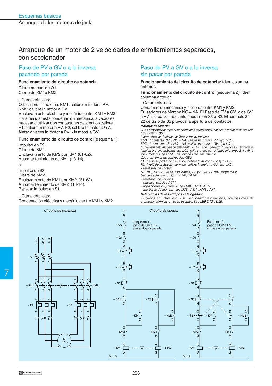 Manual electrotécnico -telesquemario telemecanique page 210