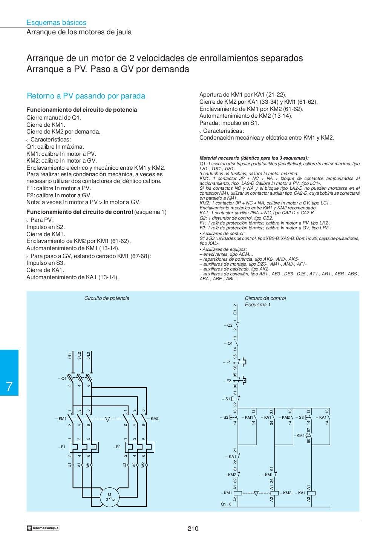 Manual electrotécnico -telesquemario telemecanique page 212