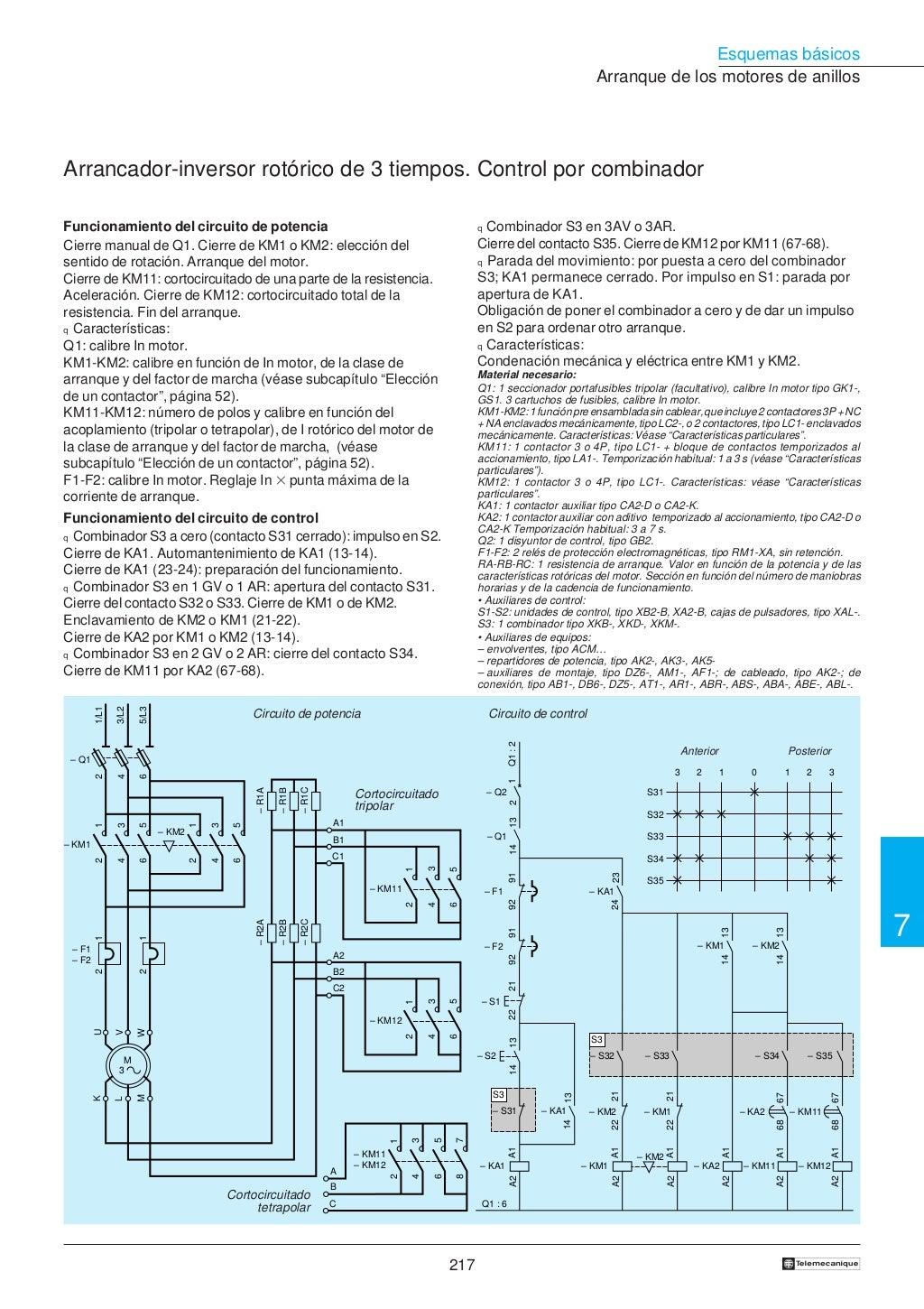 Manual electrotécnico -telesquemario telemecanique page 219