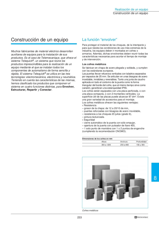 Manual electrotécnico -telesquemario telemecanique page 235