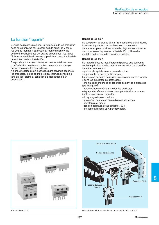 Manual electrotécnico -telesquemario telemecanique page 239