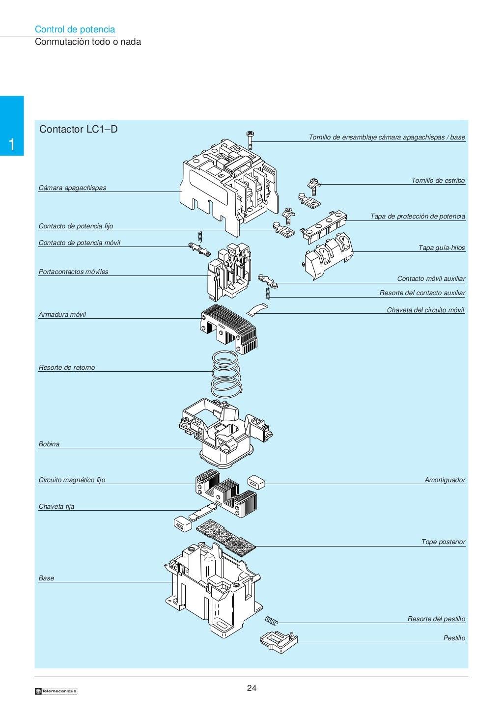 Manual electrotécnico -telesquemario telemecanique page 24