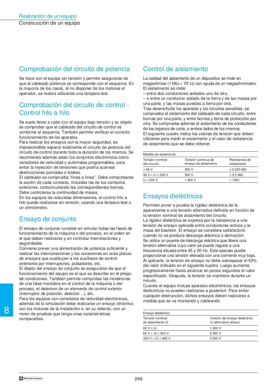 Manual electrotécnico -telesquemario telemecanique page 248