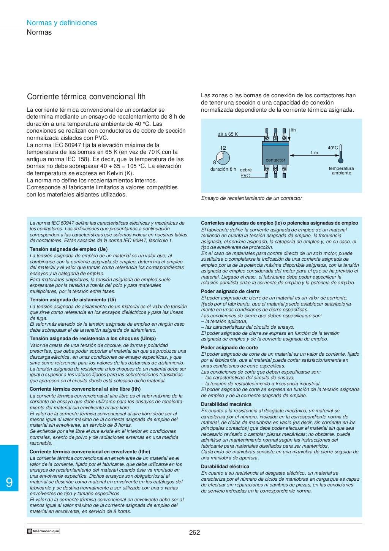 Manual electrotécnico -telesquemario telemecanique page 264