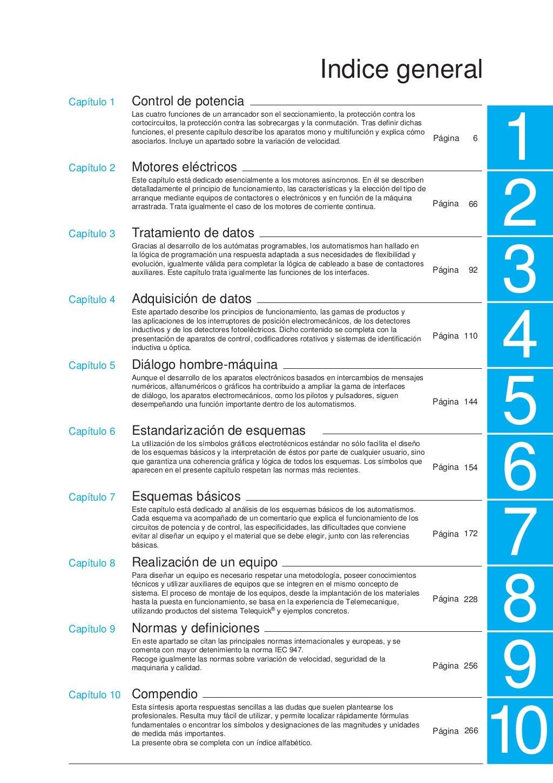 Manual electrotécnico -telesquemario telemecanique page 3