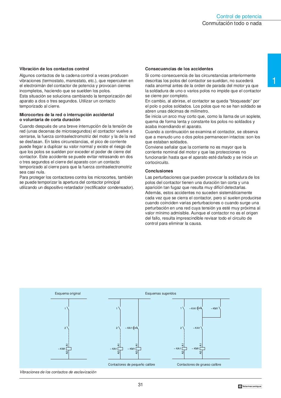 Manual electrotécnico -telesquemario telemecanique page 31
