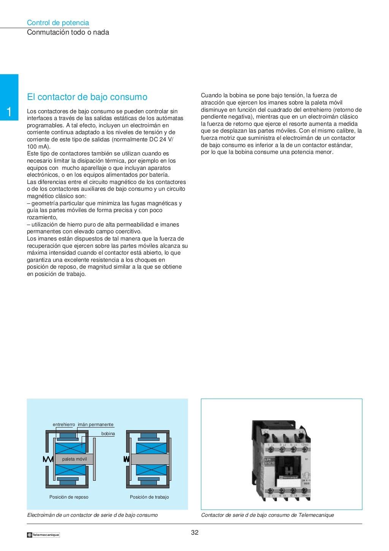 Manual electrotécnico -telesquemario telemecanique page 32