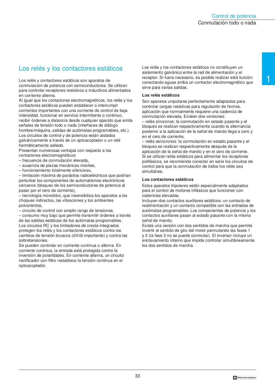 Manual electrotécnico -telesquemario telemecanique page 33