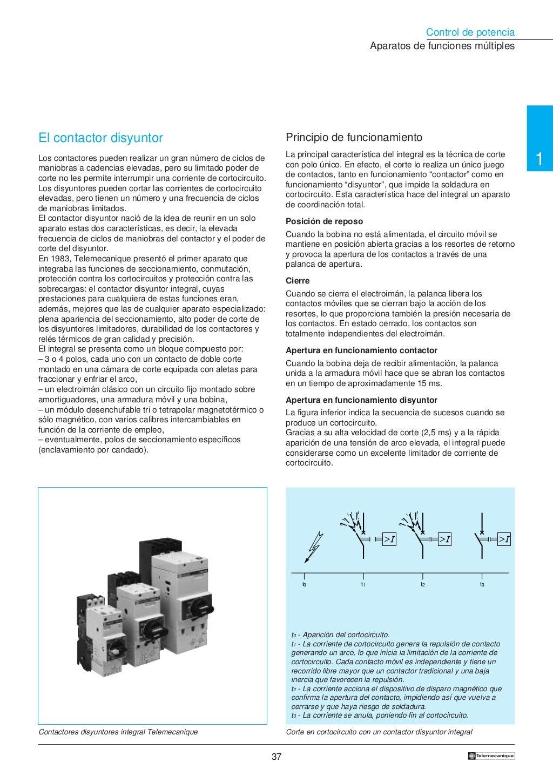 Manual electrotécnico -telesquemario telemecanique page 37