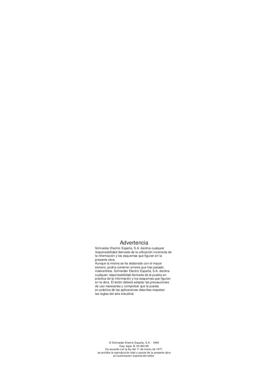 Manual electrotécnico -telesquemario telemecanique page 4