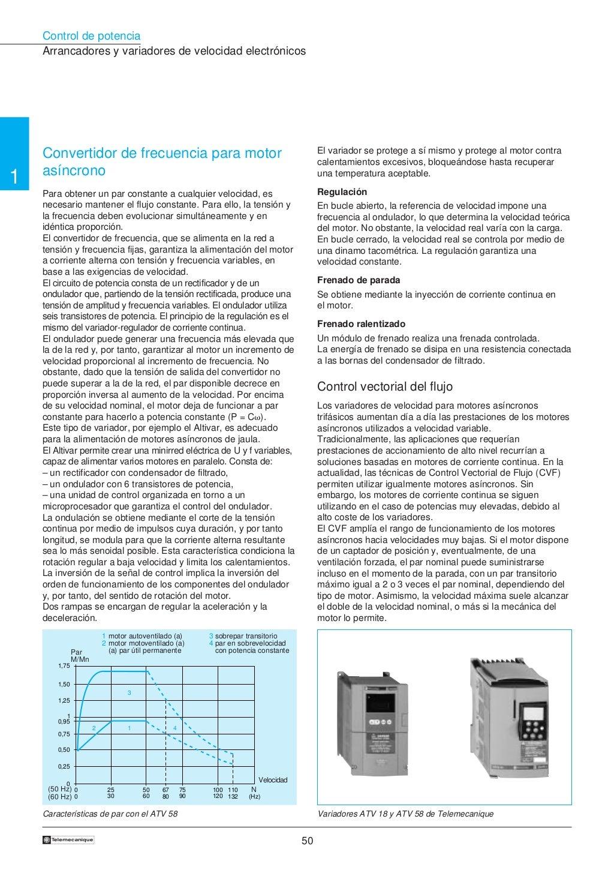 Manual electrotécnico -telesquemario telemecanique page 50
