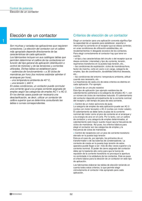Manual electrotécnico -telesquemario telemecanique page 53