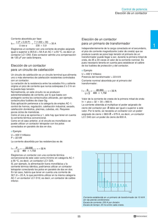 Manual electrotécnico -telesquemario telemecanique page 56