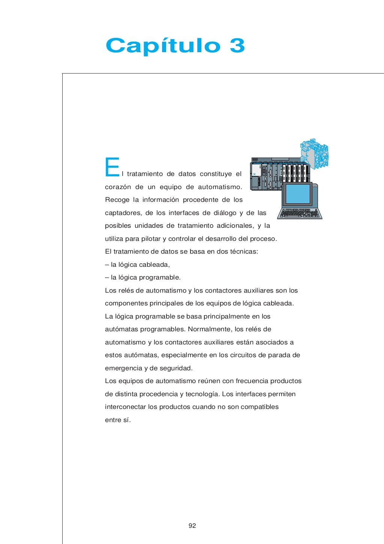 Manual electrotécnico -telesquemario telemecanique page 94
