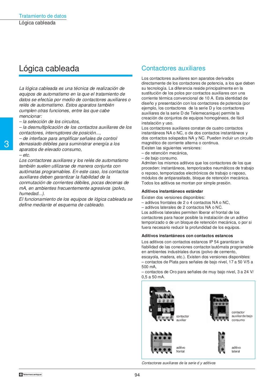 Manual electrotécnico -telesquemario telemecanique page 96