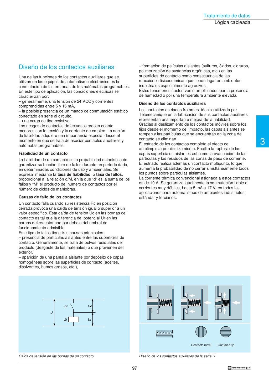 Manual electrotécnico -telesquemario telemecanique page 99