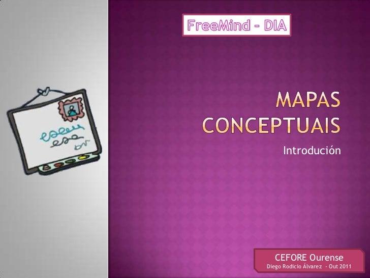 Introdución   CEFORE OurenseDiego Rodicio Álvarez - Out 2011