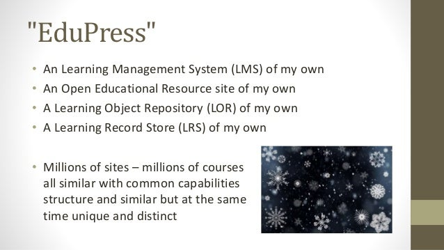 """Tsugi (次) is """"EduPress"""" • Course-Oriented LMS / Standalone MOOC • App Store for Learning Applications • Course-Oriented Co..."""