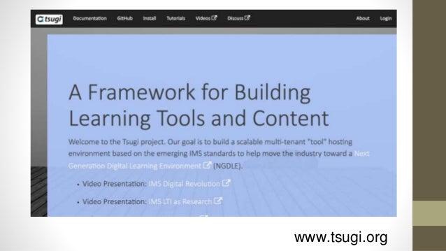 WA4E.com tsugi.org