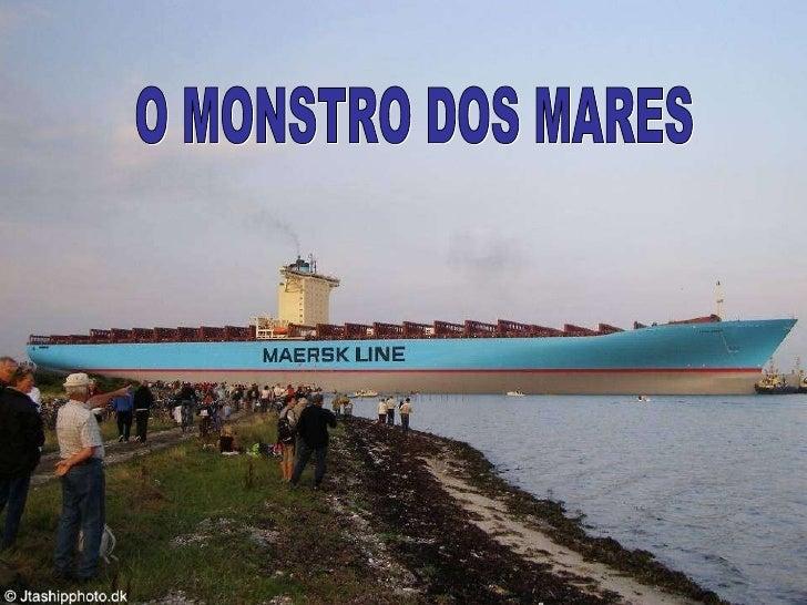 O MONSTRO DOS MARES
