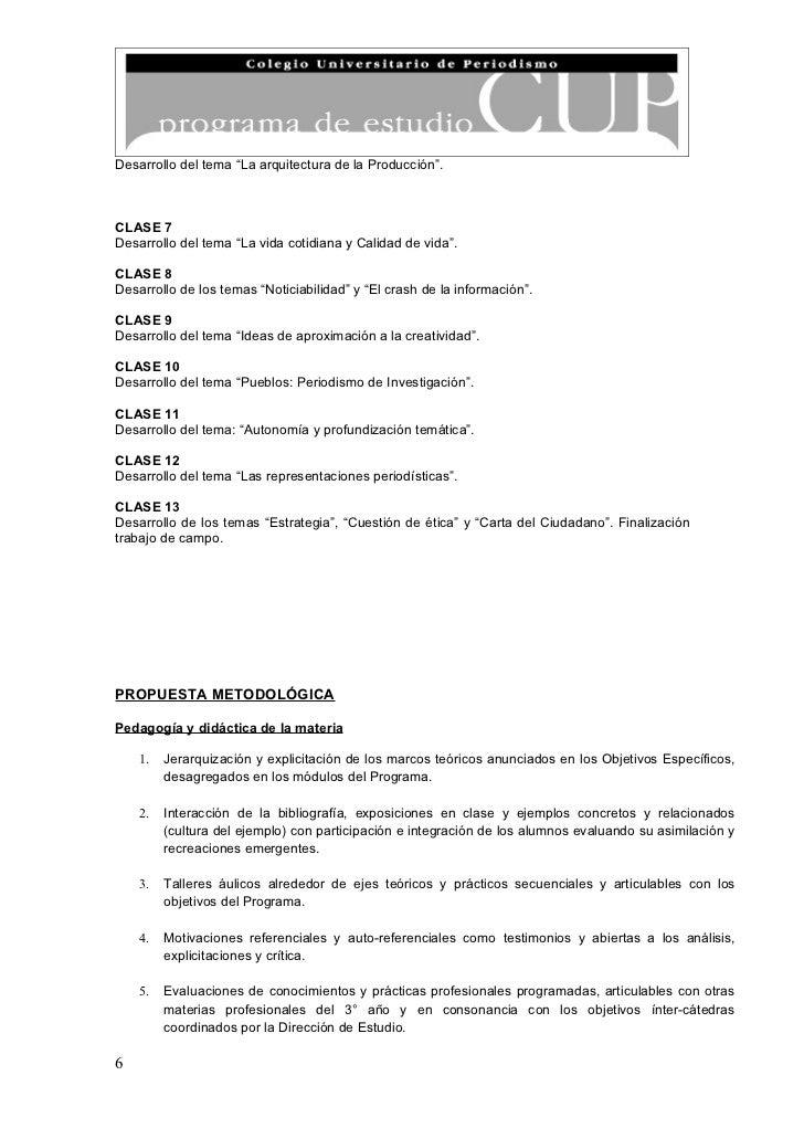 """Desarrollo del tema """"La arquitectura de la Producción"""".CLASE 7Desarrollo del tema """"La vida cotidiana y Calidad de vida"""".CL..."""