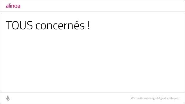 Alinoa - Etre créatif... Sur Commande ! (Pixels Festival, 27/02/2014) Slide 2