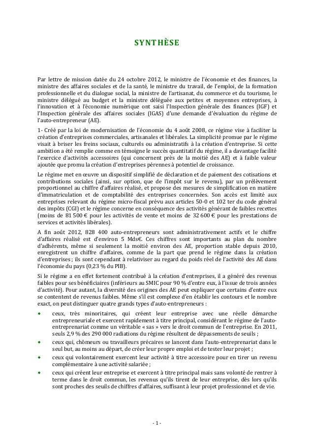 Evaluation du r gime de l 39 auto entrepreneur - Formation auto entrepreneur chambre de commerce ...