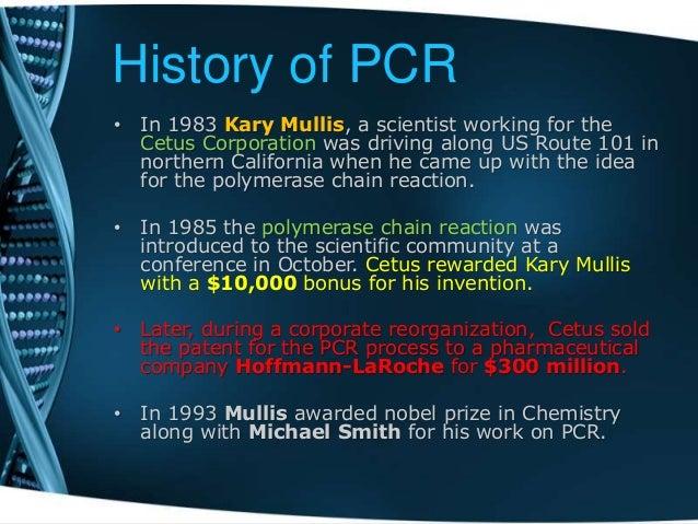 HISTORY OF PCR PDF DOWNLOAD