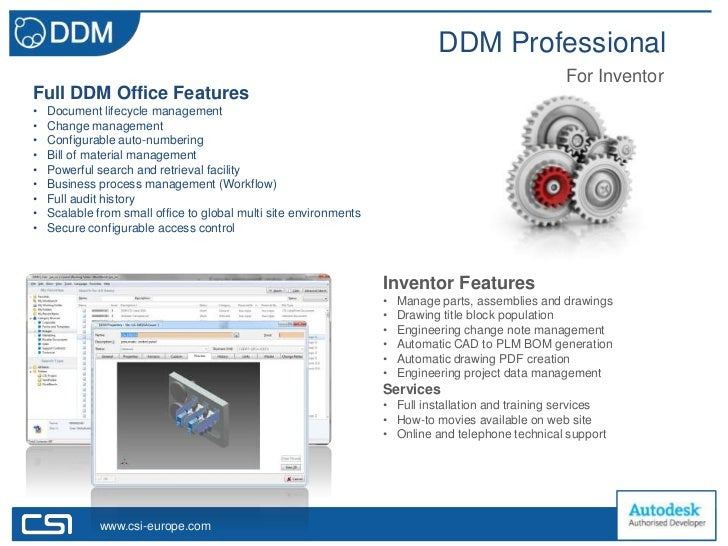 DDM Professional                                                                                                    For In...