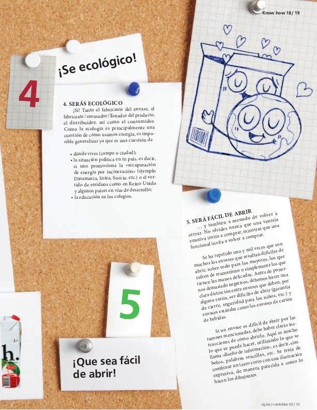 Los Diez Mandamientos Del Diseño De Envases Según Lars