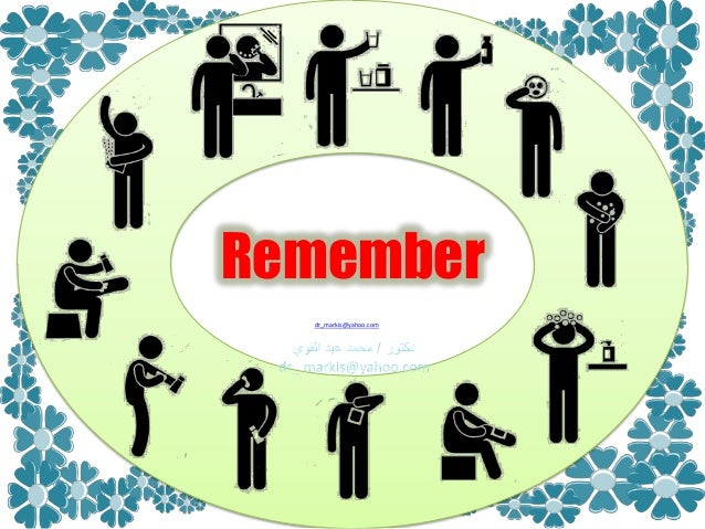 النظافة الشخصية وحسن الترتيب Personal Hygiene& Cleanliness
