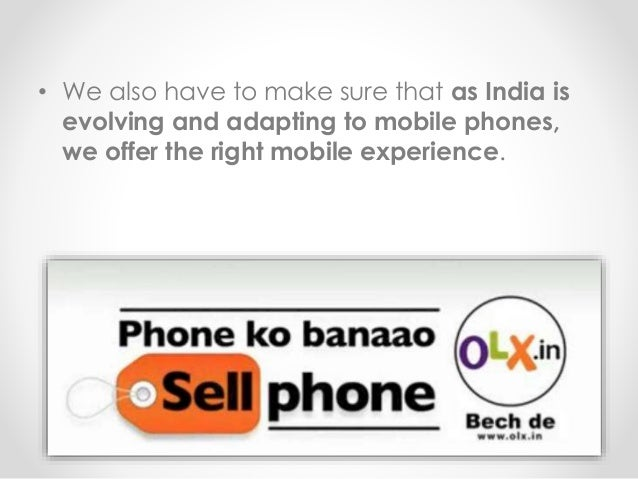 How OLX changed the consumer involvement in the Scrap Market